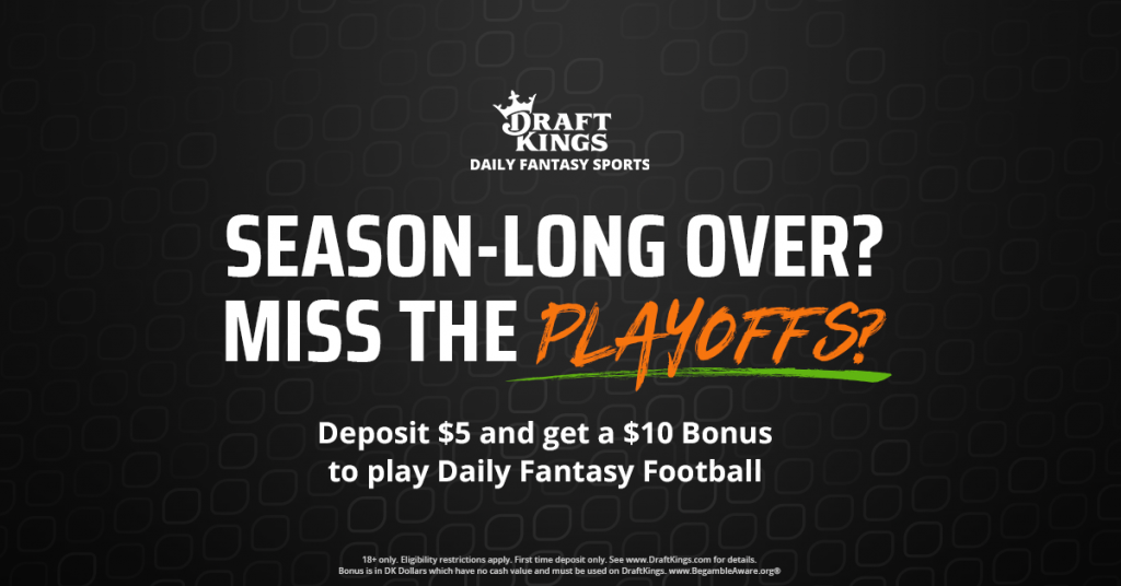 KFS Draftkings Offer
