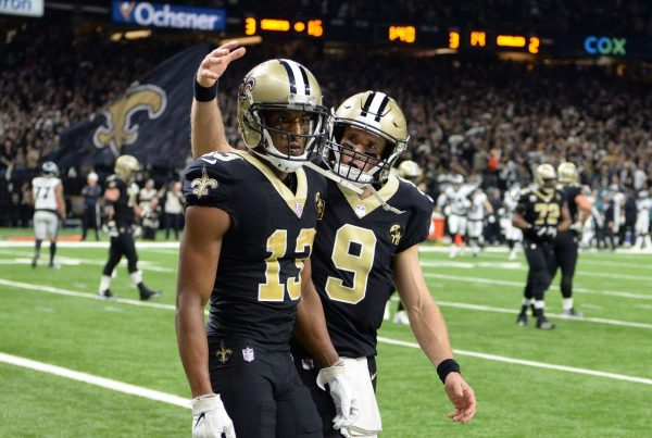 NFL 2020: DraftKings Divisional Round Selections DraftKings Showdown 2020: Chicago @New Orleans Stacking For Success KFS Michael Thomas 2019 Top 24 WR's 1-12