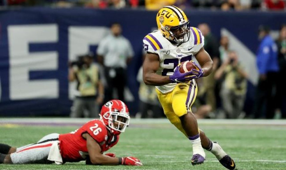 2020 NFL Draft Rookie RB Landing Spots- Part 1 King Fantasy Sports Clyde Edwards-Helaire