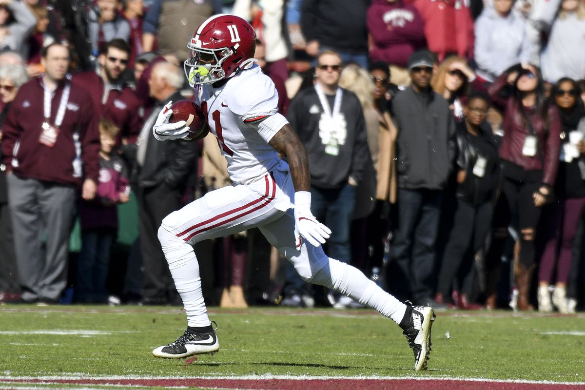 2020 NFL Draft Rookie WR Landing Spots King Fantasy Sports Henry Ruggs