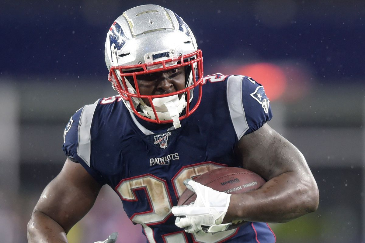 2020 Expectations for Sony Michel King Fantasy Sports