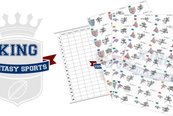 Draft Board 2020 King Fantasy Sports Draft Board UK