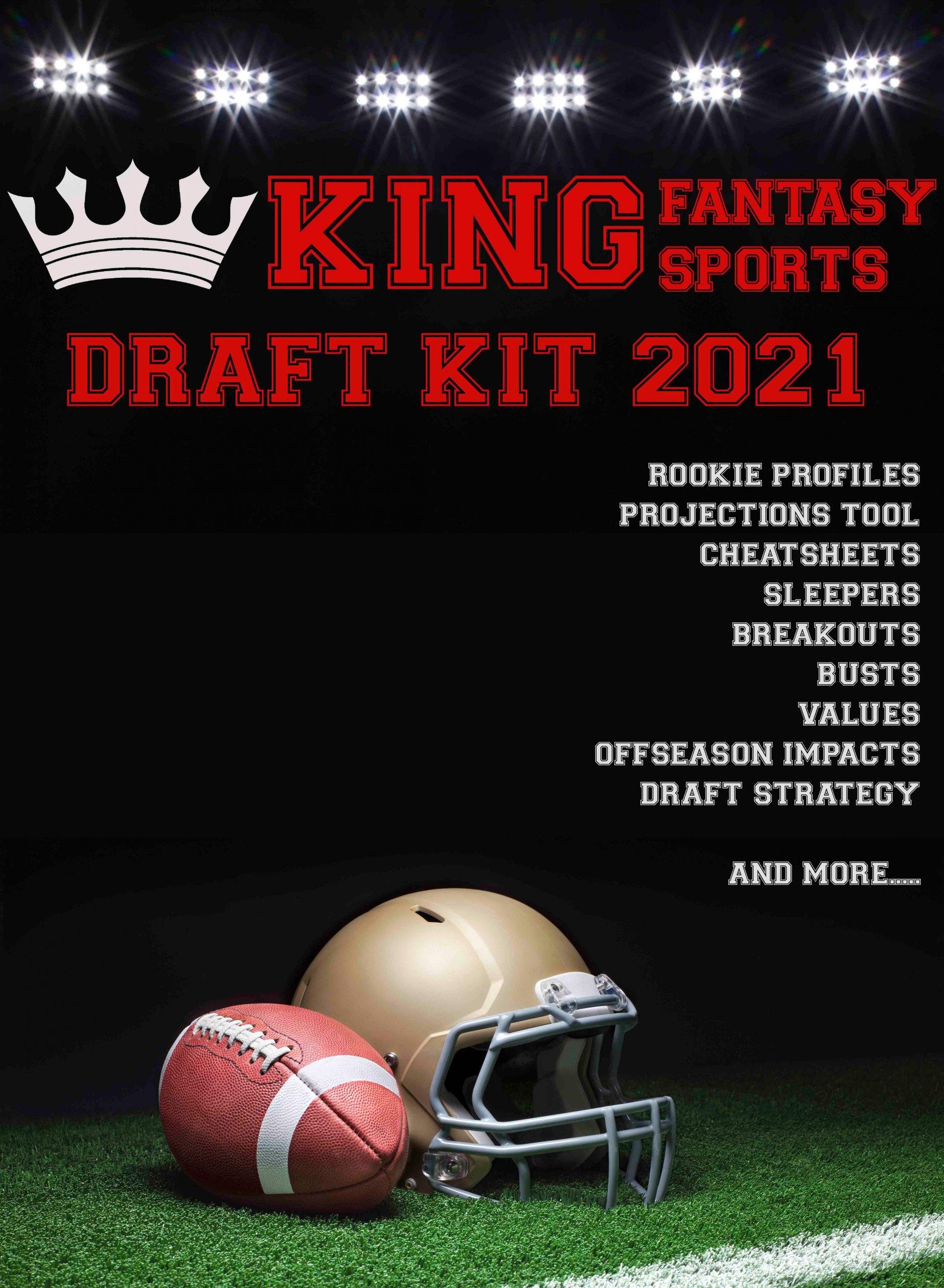 Dominate your draft!