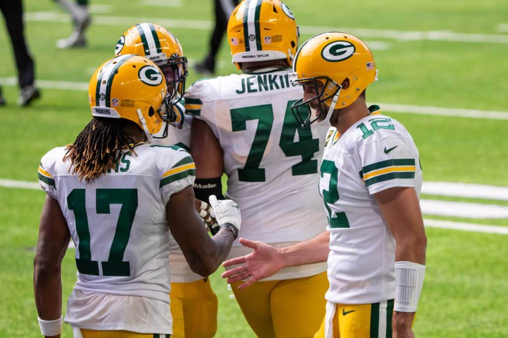 2021 Fantasy Preview Green Bay Packers Stacking Strategy Best Ball Stacking in DFS King Fantasy Sports
