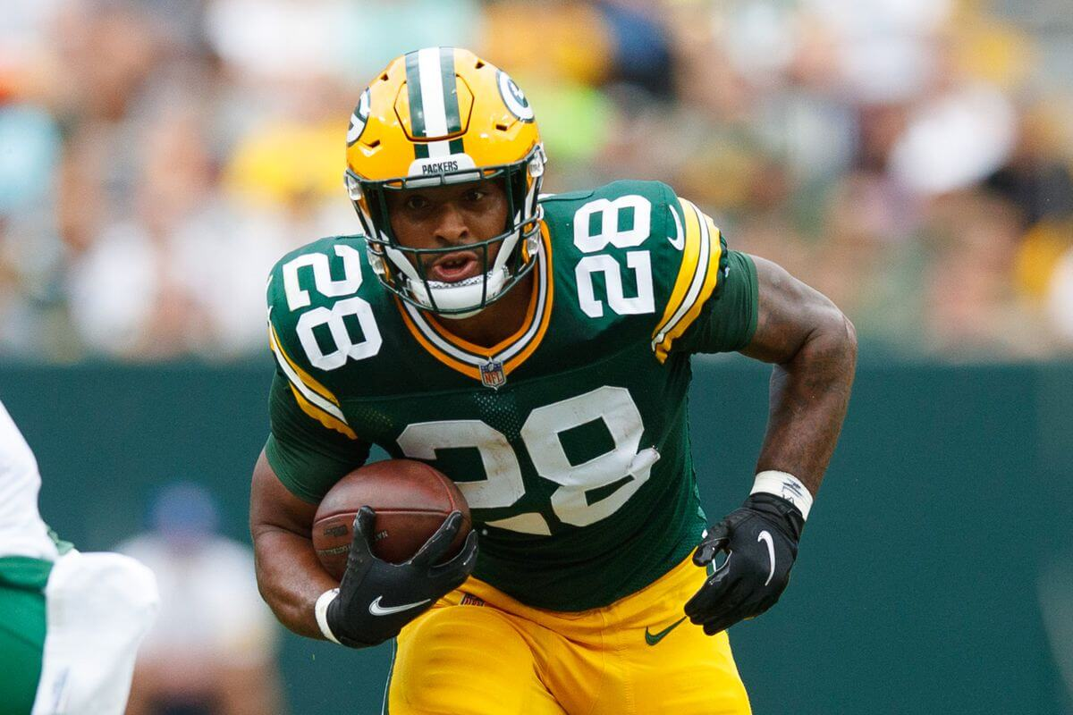 2021 Week 5 Redzone Risers and Fallers King Fantasy Sports